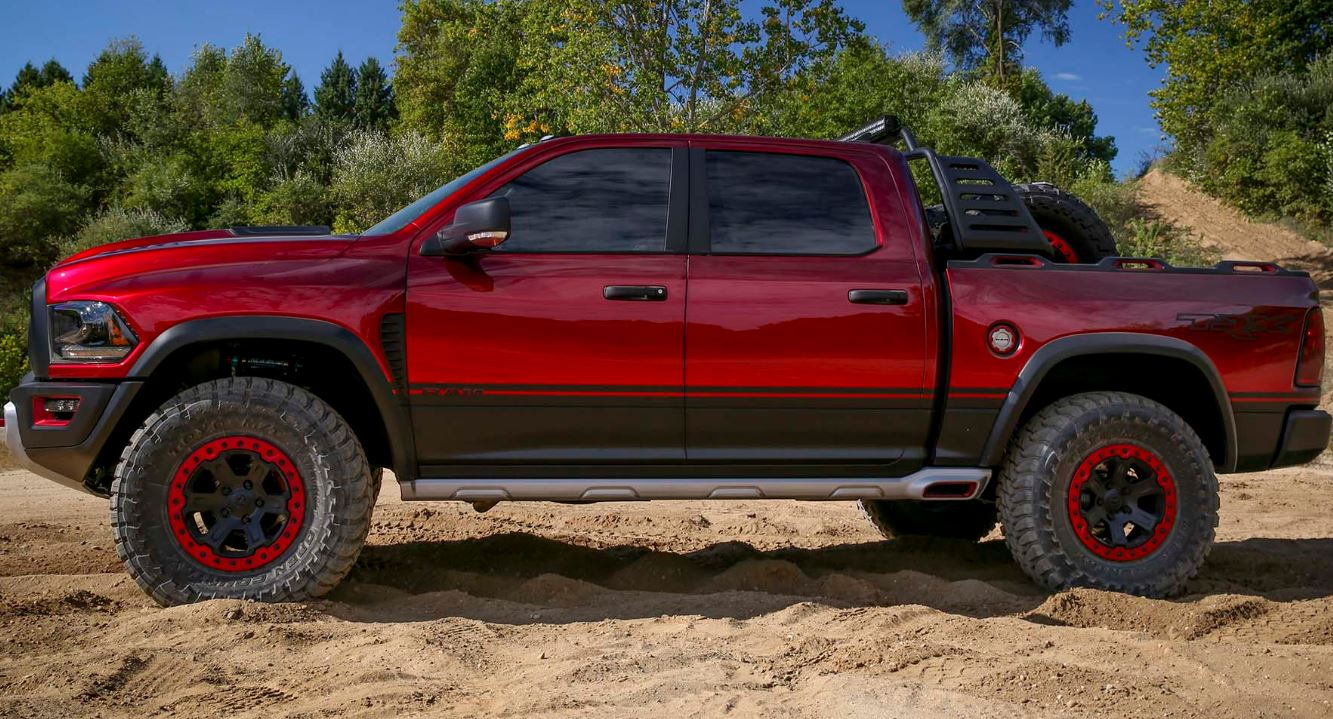the 2017 ram rebel trx concept could give the 2017 ford raptor a run 2017 2018 best cars reviews. Black Bedroom Furniture Sets. Home Design Ideas