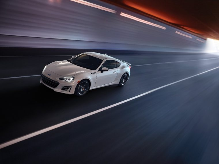 The 2017 Subaru Brz Is One Of Most Affordable Sports Cars On Market With