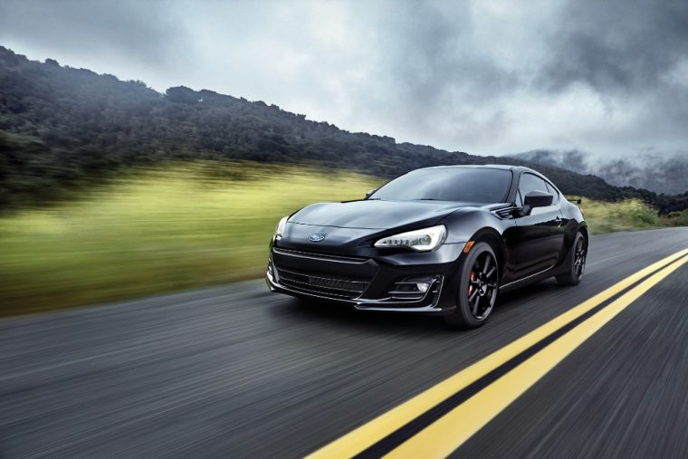 subaru brz black. the 2017 subaru brz is one of most affordable sports cars on market with brz black