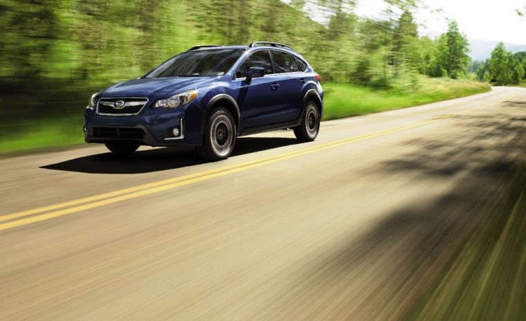 The entry-level version of the 2017 Subaru Crosstrek