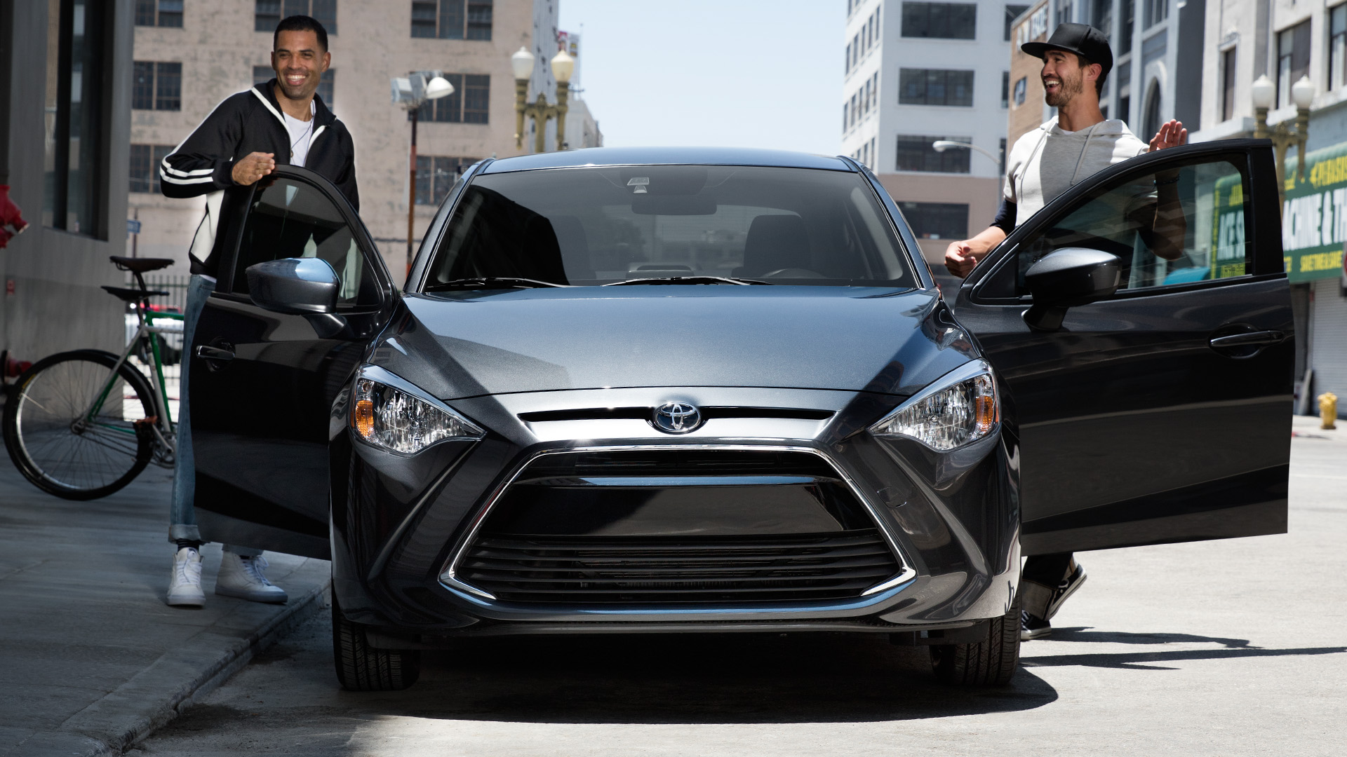 2017 toyota yaris ia overview the news wheel. Black Bedroom Furniture Sets. Home Design Ideas