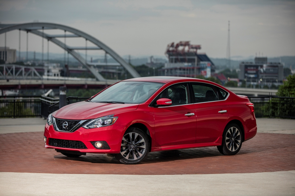 2017 Nissan Sentra Gets A Price The News Wheel