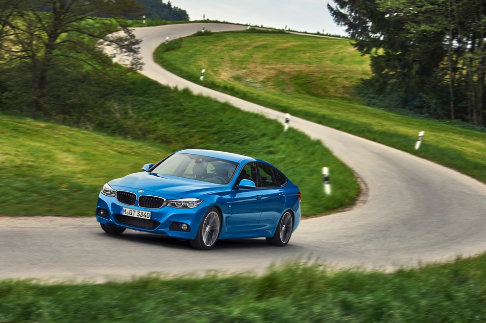 bmw 3 series gran. Cars Review. Best American Auto & Cars Review