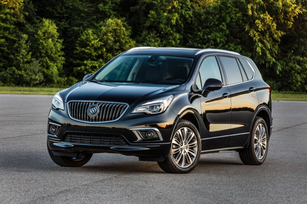 buick-envision-crossover | The News Wheel