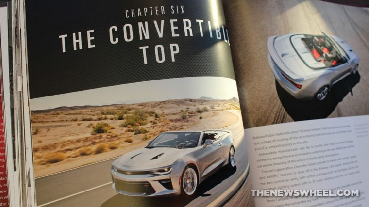 Camaro Book Review