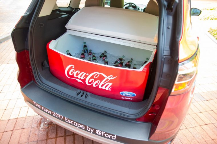 Coca-Cola Ford Escape