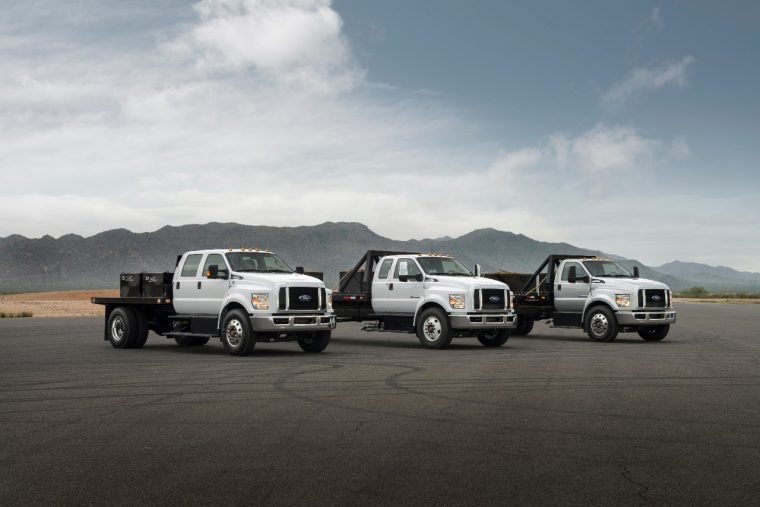 Ford F-650 and F-750