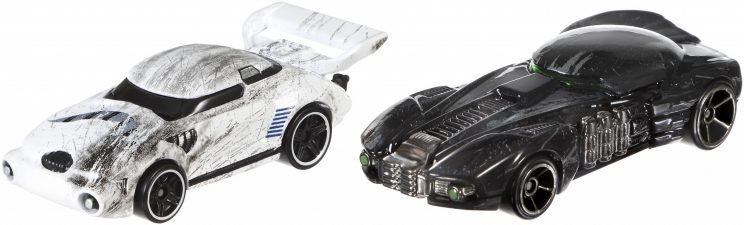 Death Trooper Storm Trooper Hot Wheels Character cars Star Wars Rogue One