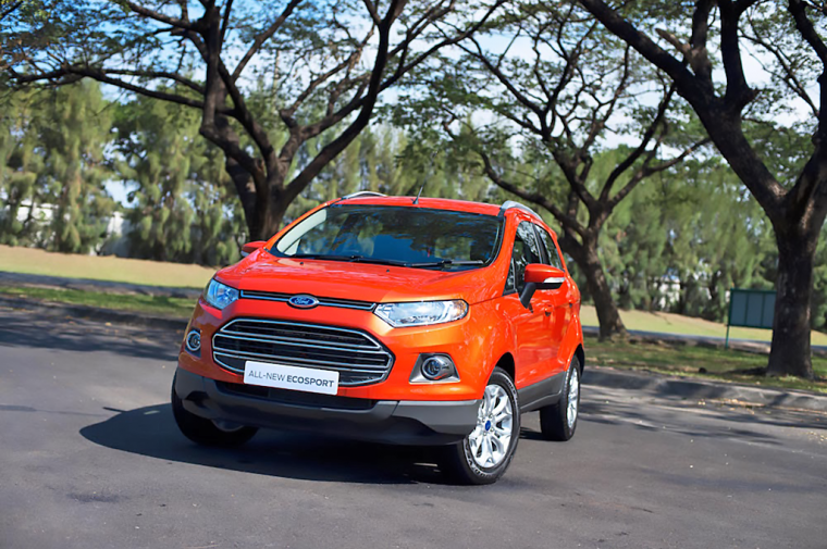 Ford EcoSport in Vietnam