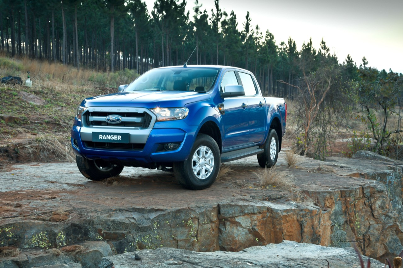 ford ranger sets new record for exports in south africa the news wheel. Black Bedroom Furniture Sets. Home Design Ideas