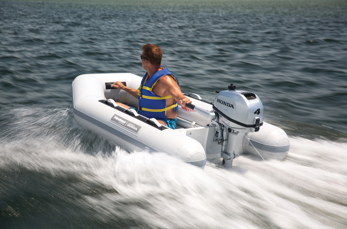 Honda marine debuts three new outboard motors the news wheel for New honda boat motors