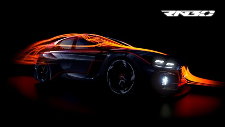 The new Hyundai RN30 Concept could attract a lot of attention at the Paris Motor Show