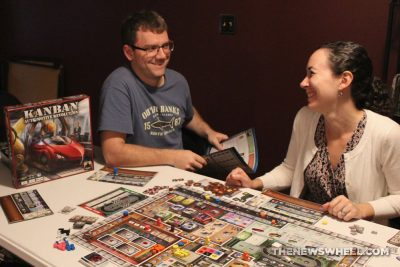 Kanban Automotive Revolution board game review players