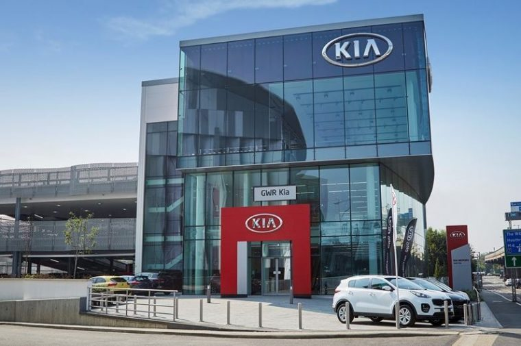 Kia London Dealership