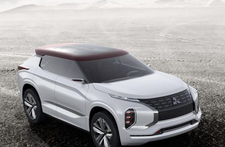 Mitsubishi GT-PHEV Concept Car