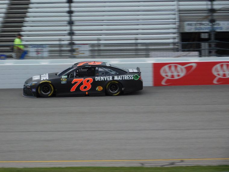 No. 78 Furniture Row Racing Toyota Camry