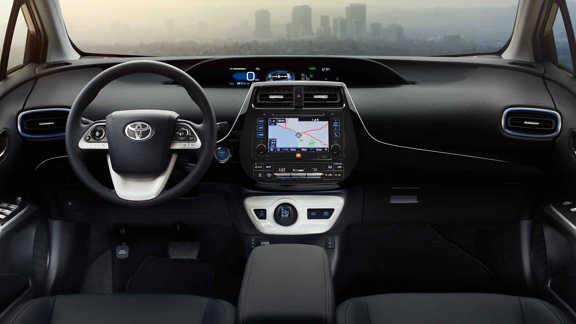 2017 Toyota Prius Overview The News Wheel