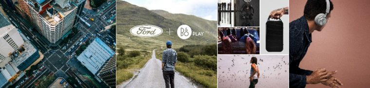 B&O PLAY audio systems
