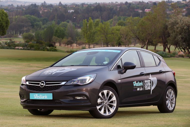 Opel Astra South African Car of the Year