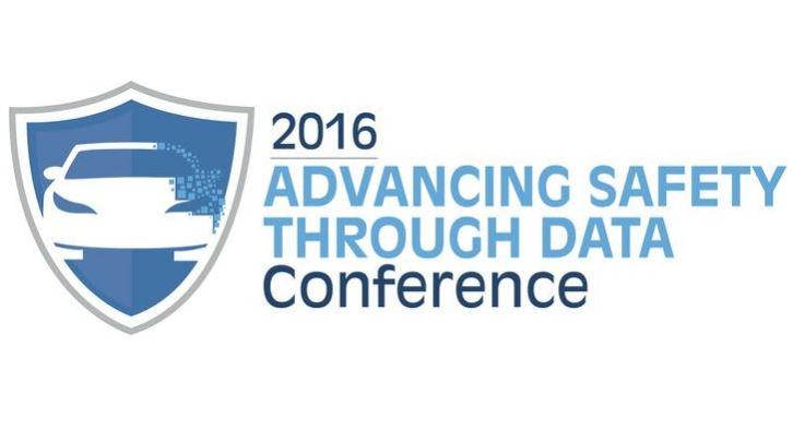 2016 Advancing Safety Through Data Conference