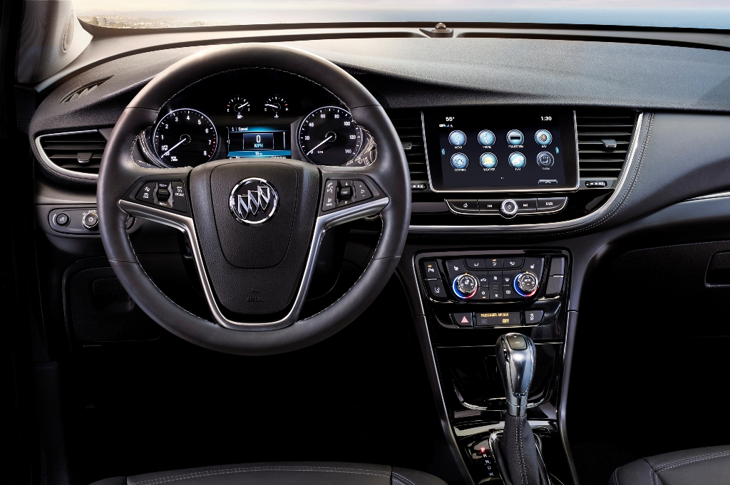 2017 Buick Encore Model Overview Dashboard The News Wheel