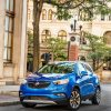 2017 Buick Encore model overview steering handling