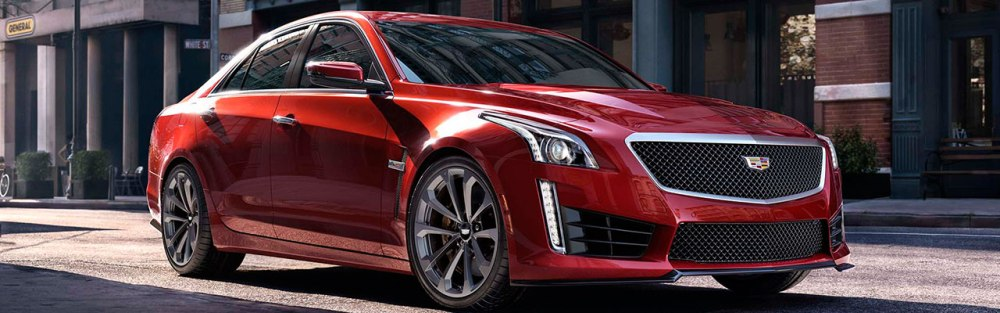 2017 cadillac cts v with red exterior the news wheel. Black Bedroom Furniture Sets. Home Design Ideas