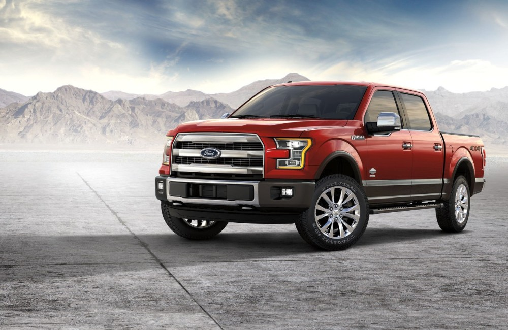 2017 Ford F 150 King Ranch Configurations >> 2017 Ford F-150 Overview - The News Wheel
