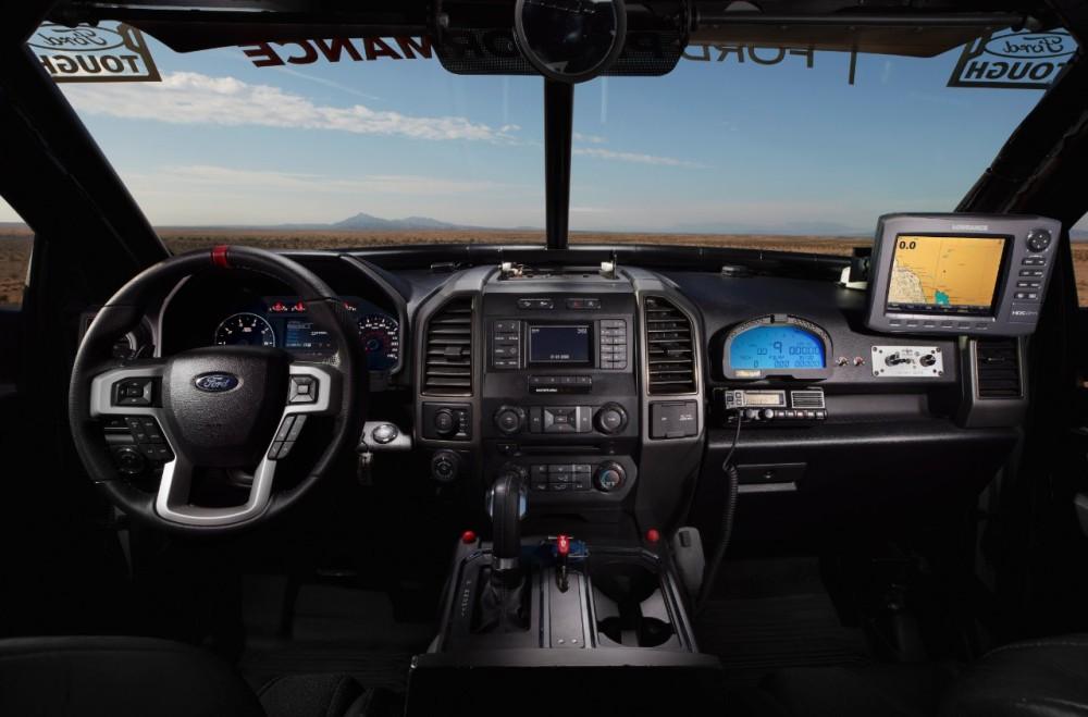 2017 ford f 150 raptor interior the news wheel. Black Bedroom Furniture Sets. Home Design Ideas