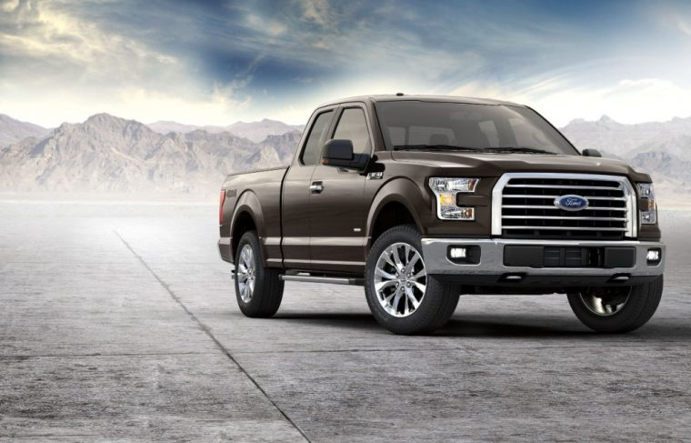 The 2017 Ford F-150 has a starting MSRP of less than $30,000