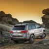 2017 Jeep Grand Cherokee Back End