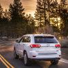 2017 Jeep Grand Cherokee Rear End