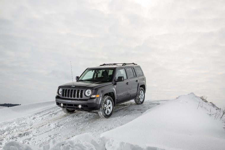 2017 Jeep Patriot Performance
