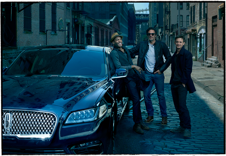 Annie Leibovitz 2017 Lincoln Continental