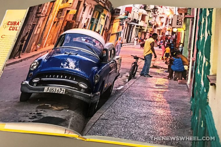 Cuba's Car Culture book review Motorbooks Tom Cotter Bill Warner history