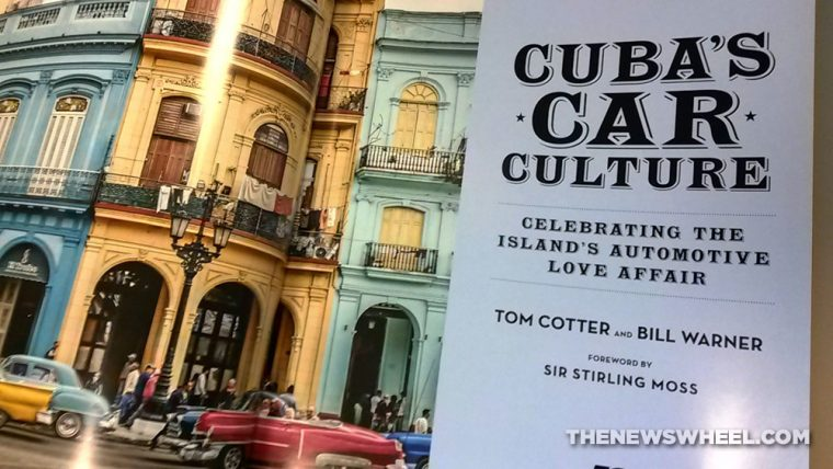 Cuba's Car Culture book review Motorbooks Tom Cotter Bill Warner pages