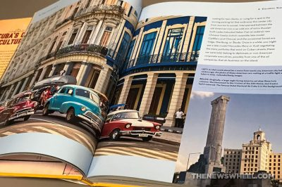 Cuba's Car Culture book review Motorbooks Tom Cotter Bill Warner text