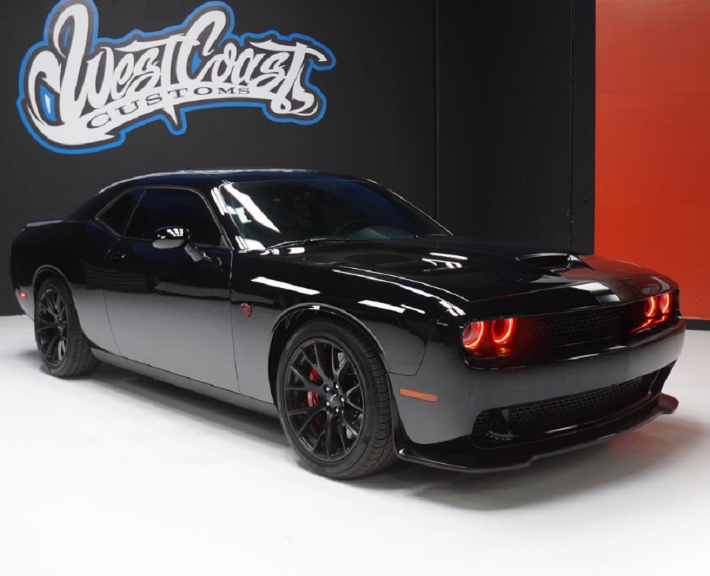 'Lethal Weapon' Star Damon Wayans Owns a Custom Dodge Challenger Hellcat