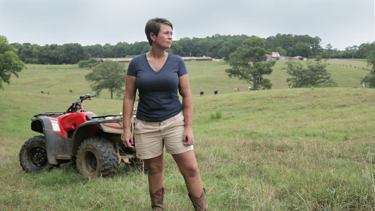Honda Production Supervisor and Farmer Mandy Wheeler Brown