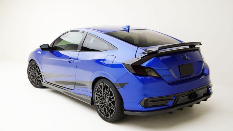The MAD Industries Civic Coupe coming to 2016 SEMA Show