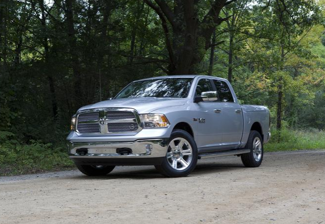 Ram 1500 Lone Star Silver Package