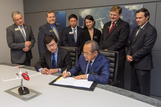 SYI Aviation appointed as HondaJet dealer on October 31.