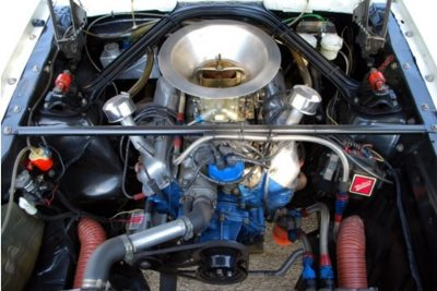 sir-stirling-moss-1966-shelby-gt350-mustang-auction-engine
