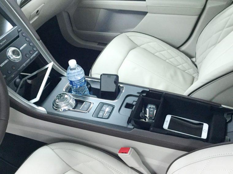 2017 Ford Fusion Interior Console Storage