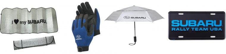 Subarui gear merchandise shop buy gifts swag car auto