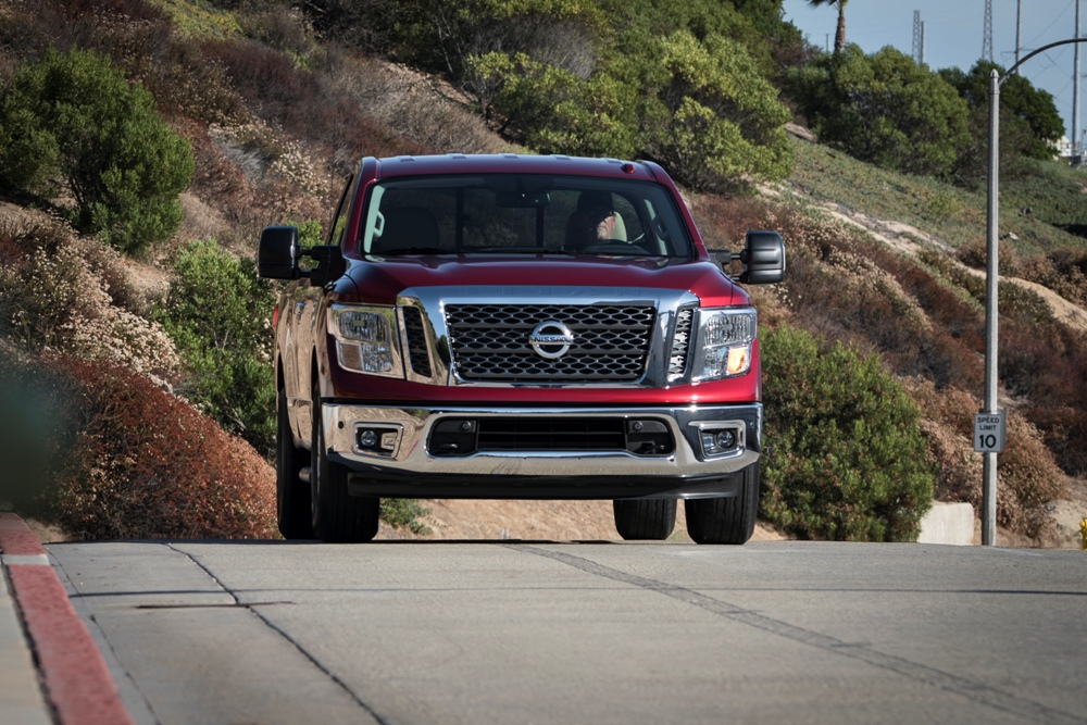 2017 Nissan Titan Sv Single Cab The News Wheel