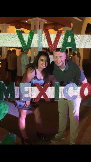 megan and tim viva mexico