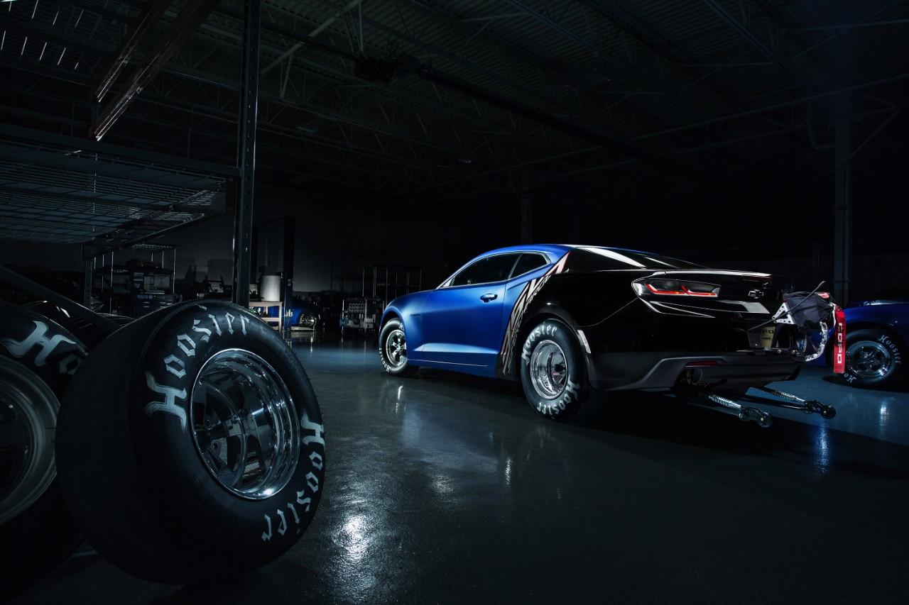 Chevy Introduces 2017 Copo Camaro At Sema The News Wheel