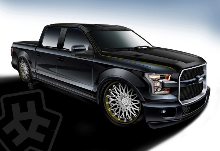 EraThr3 F-150 by Hulst Customs