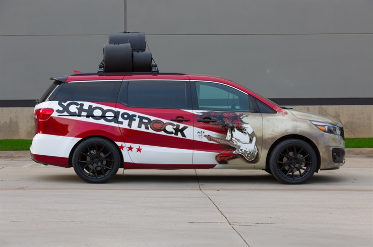 School of Rock Kia Sedona